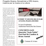 Concerto Jazz in piazza